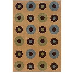 $170, Adana Berber Brown Rug (7'9 x 9'9)   Overstock.com