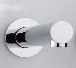 Mejores 54 imgenes de bathroom ideas en pinterest recetas de online lights bathrooms round straight spout 180mm aloadofball Choice Image
