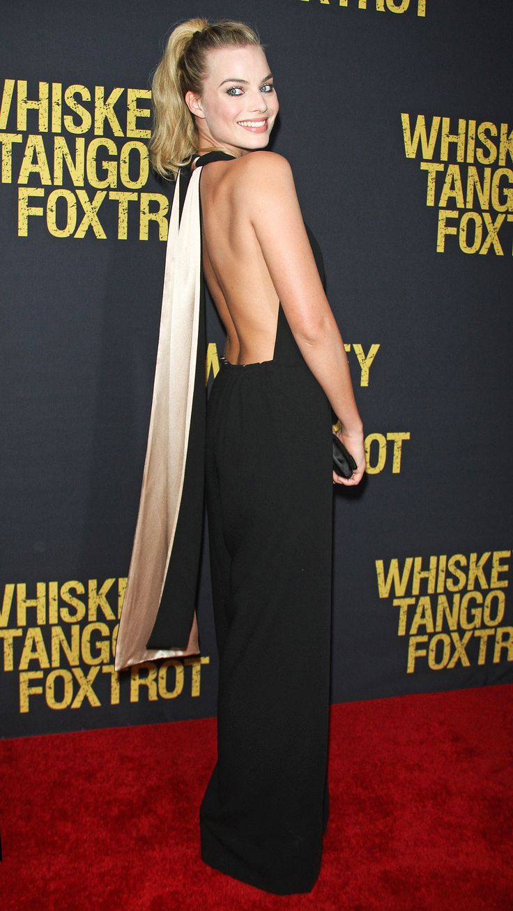 Another cool link is lgmsports.com  MARGOT ROBBIE pen-back of her sexy Valentino