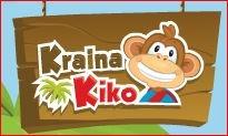 Kraina Kiko - strona dla dzieci od 3 do 8 lat
