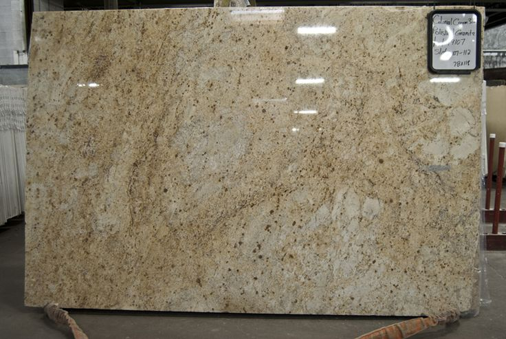 Colonial Cream Polished Type Granite Price Level 2