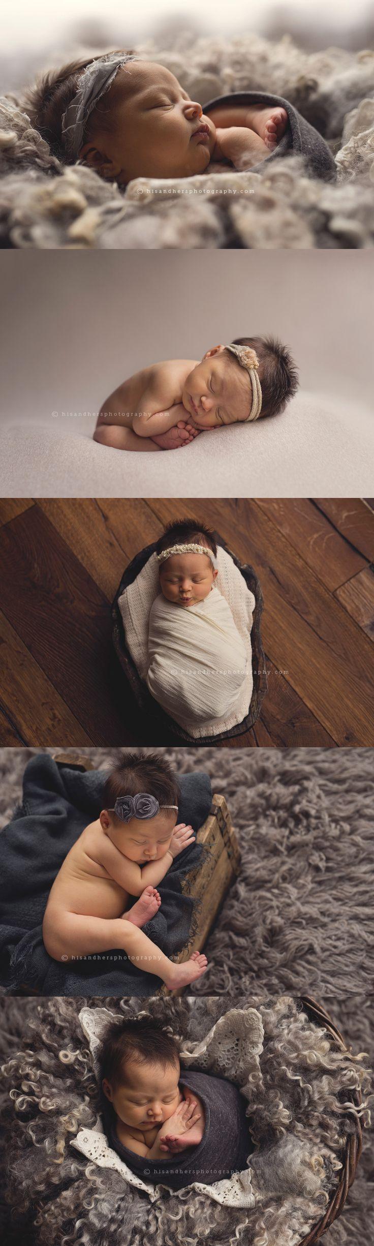 Newborn photography | Des Moines, Iowa photographer, Darcy Milder | Presley