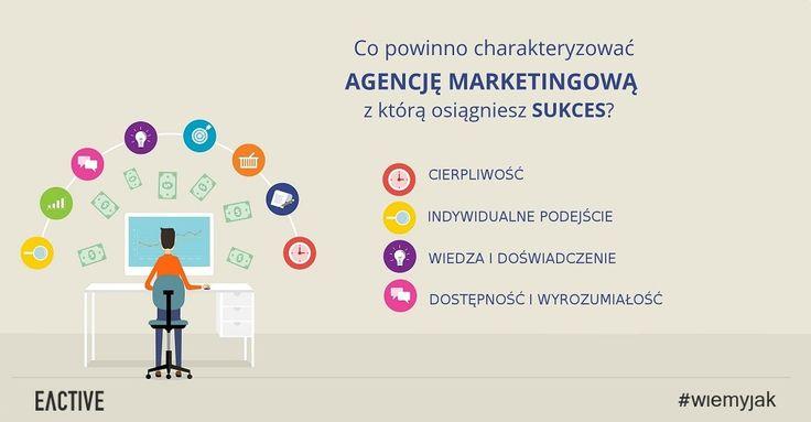 Poznaj cechy agencji marketingowej, z którą osiągniesz sukces!