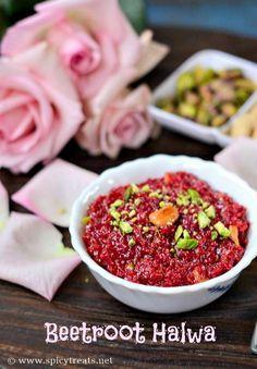 Beetroot Halwa Recipe