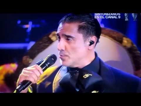 PLÁCIDO DOMINGO & ALEJANDRO FERNÁNDEZ Y MARIACHI en vivo Madrid 2016