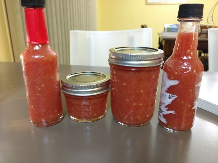 Newest fermented hot sauce. Tomatoes and ghost peppers. #spicy #food #hot #foodporn #delicious #yummy #foodie #dinner #dirty