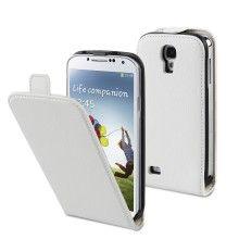 Estuche Slim Blanca Galaxy S4 + protector de pantalla - Muvit  CO$ 48.049,36