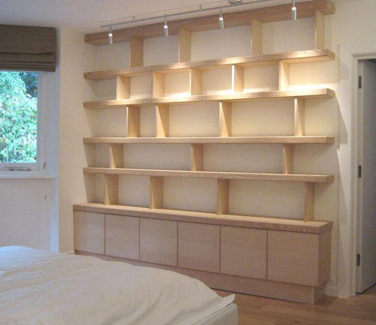 Tall And Skinny Bookshelf
