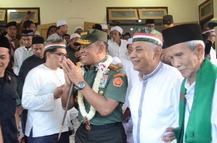 Panglima TNI : Bangsa Indonesia Berjiwa Patroit dan Ksatria Harus Bersatu