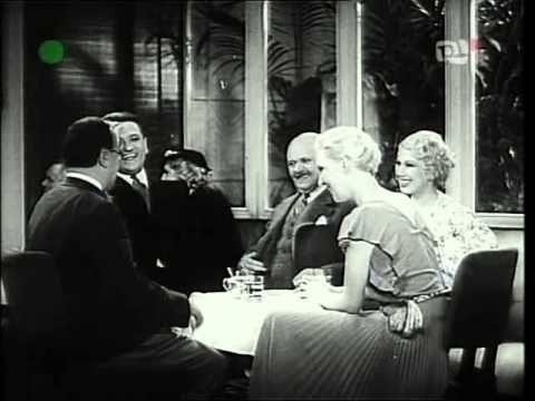 W starym kinie   Jaśnie pan szofer 1935 - YouTube