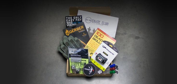 Get tactical survival gear that's hand picked by former Special Ops guys delivered to you monthly. Multiple Subscription Options.