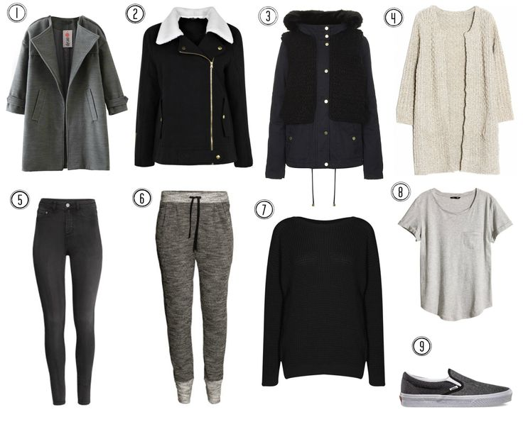 My fall/winter fashion wishlist!!! Do you like it?  #fahion #fall #clothes #bbloggers #bblog