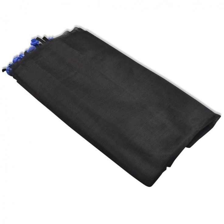 10Ft Trampoline Safety Net Outdoor Replacement Black Round Equipment Accessory