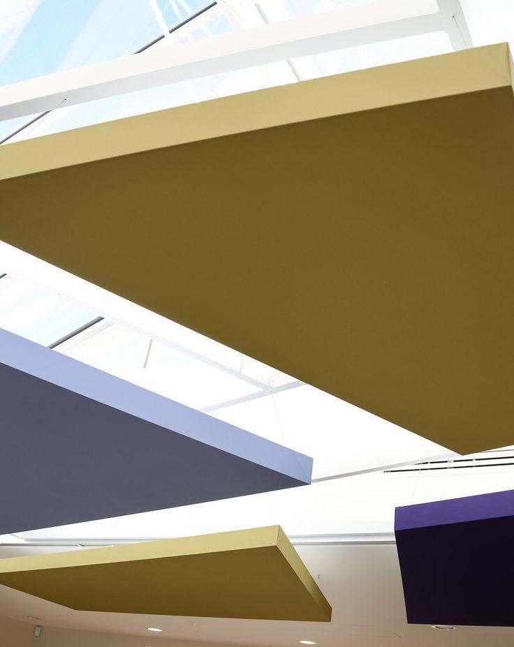 17 meilleures id es propos de toile tendue plafond sur pinterest toile tendue toile tendue. Black Bedroom Furniture Sets. Home Design Ideas