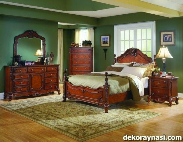Odalarınızın duvarları için kullanabileceğiniz yeşil duvar rengi modellerini buradan inceleyebilirsiniz.