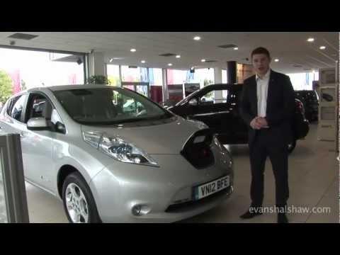 Nissan Leaf Review. #Nissan #Leaf #Video #Review