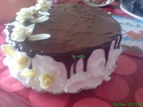 Este un tort dupa reteta Lilianei http://torturilelissei.blogspot.com/2010/01/tortul-de-revelion.html . Un singur cuvant delicios. Am schi...