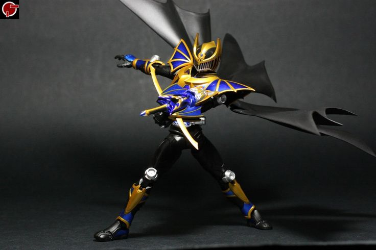 Firestarter's Blog: Toy Review: S.H. Figuarts Kamen Rider Knight Survive
