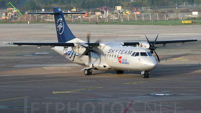 Photo of OK-JFL - ATR 42-500 - CSA Czech Airlines