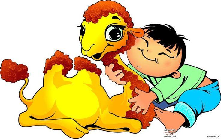 Детский костюм верблюжонок