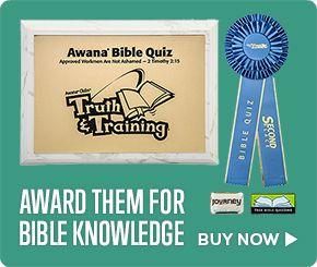 Bible Quizzing - Awana International Canada