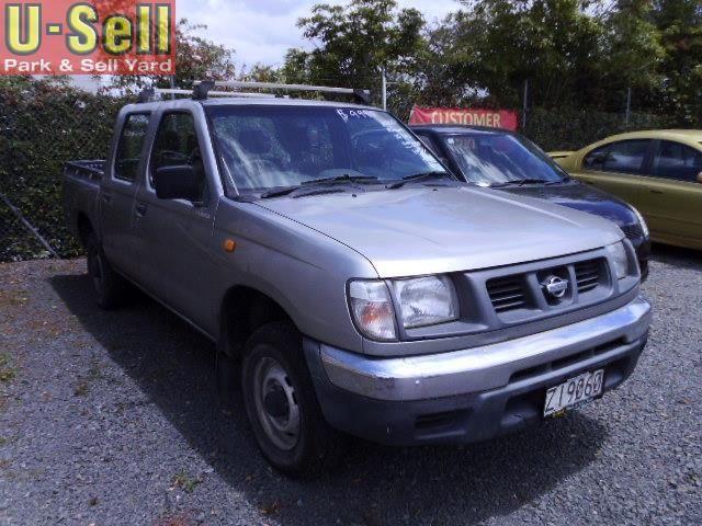 2000 Nissan Navara 2.7 2wd D/cab for sale | $9,990 | U-Sell | Park & Sell Yard | Used Cars | 797 Te Rapa Rd, Hamilton, New Zealand