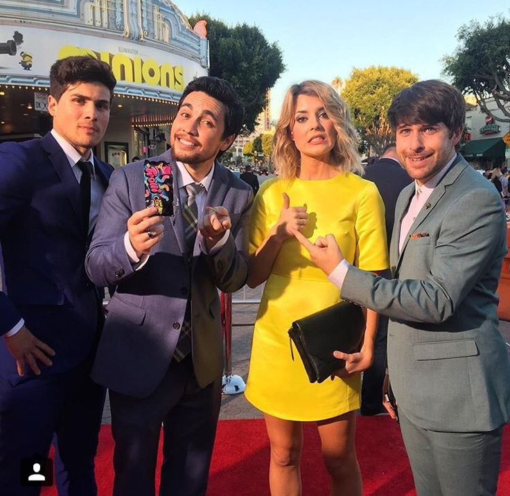 Smosh, Chester and Grace