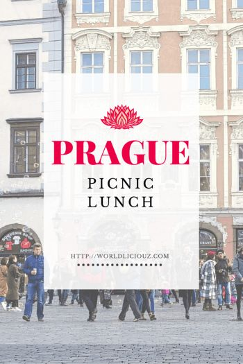 Sometimes you don't feel like going to a restaurant in the Czech capital. A picnic lunch in Prague is something you should try out instead.