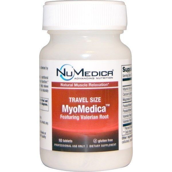 FREE from #iHerb Numedica MyoMedica Featuring Valerian Root $4,95 OFF - Now FREE ! #RT Discount applied in cart