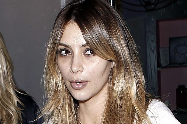 Kim Kardashian Spotted Catching Car Keys As Kanye West Chucks #KanyeWest, #KimKardashian, #News