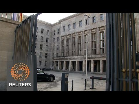 A Greek terrorist group sent an envelope with explosives to the Germany's finance minister Wolfgang Schaeuble! This terrorist action was claimed as a protest against the endless austerity measures imposed by the EU (European Union) and especially Germany, as well as the IMF (international monetary fund), to Greece Reblogged from the Reuters on YouTube - link https://www.youtube.com/watch?v=JMICP6D0UdA The rights for this video belong to the Reuters