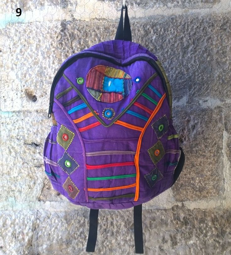 KARGO BİZDEN  Çok Tarz  Bohem Sırt Çantası ,  Okul çantası Keten Çanta,  Nepal Çanta , Etnik Çanta - 01 Zet.com'da 59 TL
