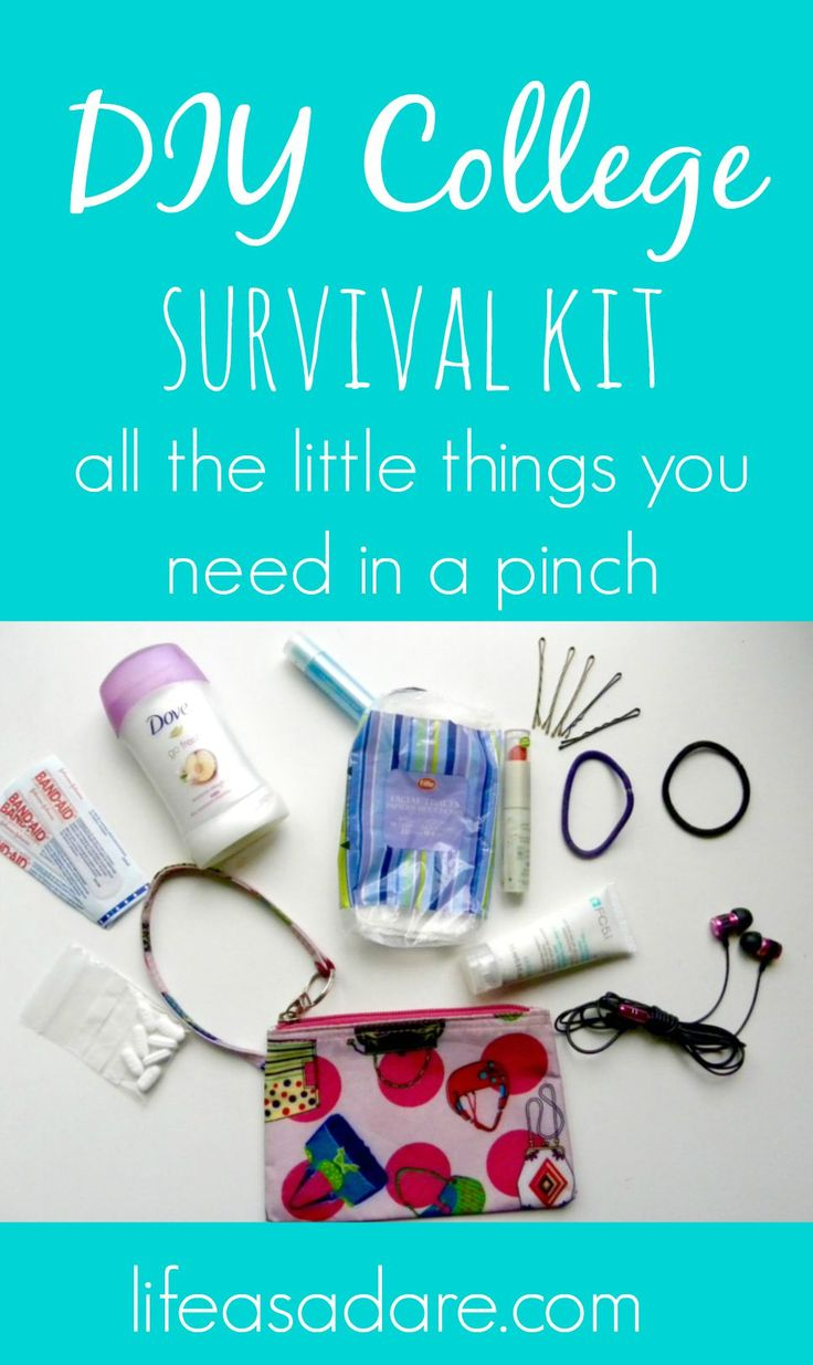 Pics photos funny college survival kit ideas - Diy College Survival Kit
