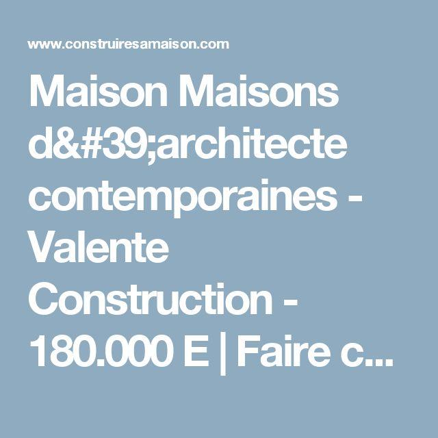 Maison Sofia - Villas Prisme - 214520 E Faire construire sa - modeles de maison a construire