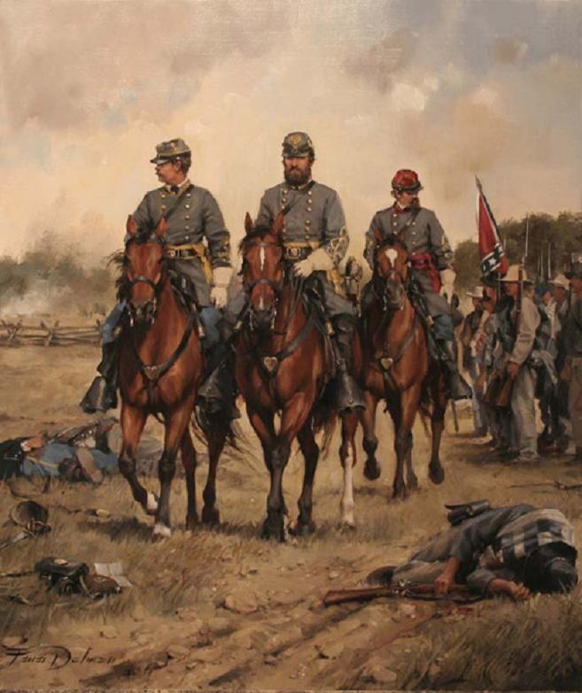 General Jackson, obra de Augusto Ferrer-Dalmau
