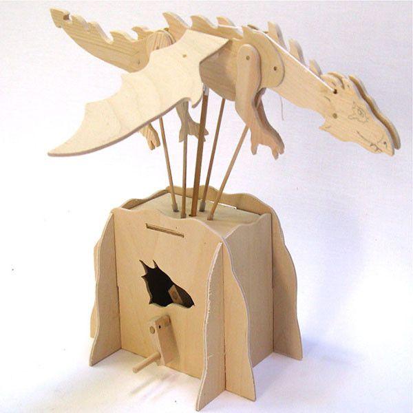 Dragon Automaton