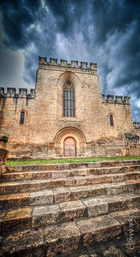 Cistercian Monastery, Catalonia, Spain
