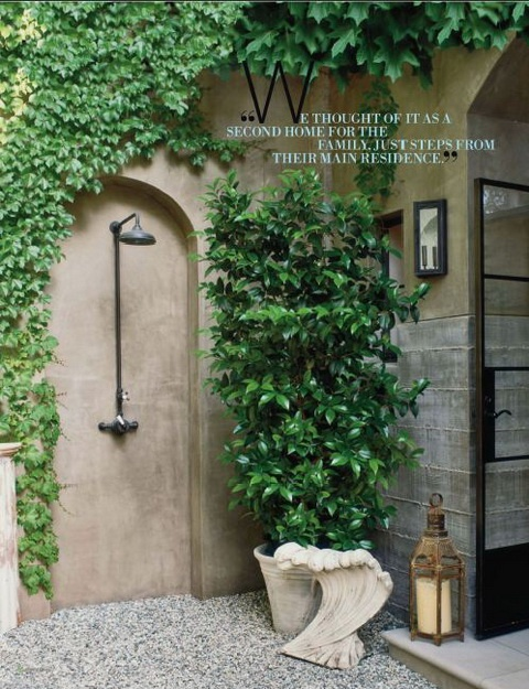 17 best ideas about pool shower on pinterest backyard for Luxus shower doors