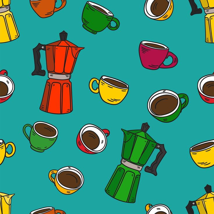 Italian coffee pattern. Good morning to all of you who wakes up now:)
