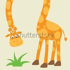 Resultado de imagen para jirafa caricatura