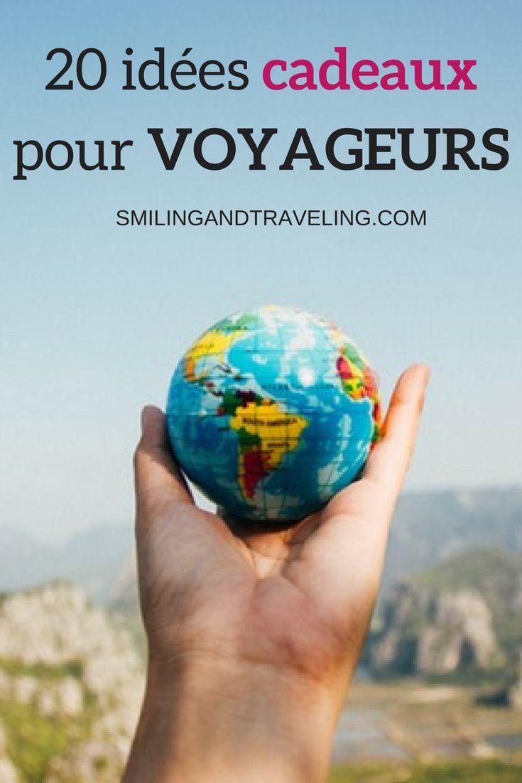 Top 20 des idées cadeaux pour voyageurs!