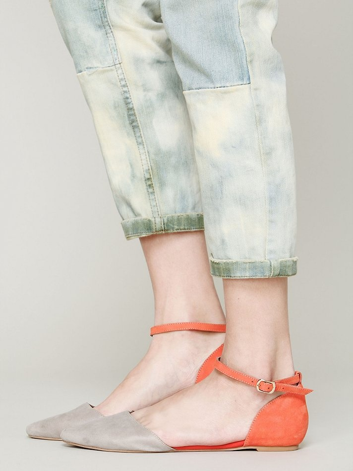 Free People Roulette Flat