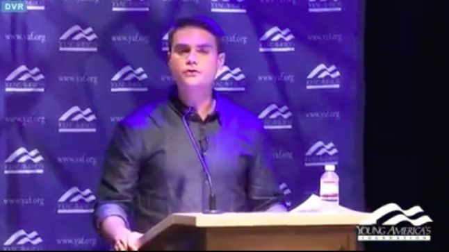 'I DO NOT FEEL SAFE!': Newly Released Emails Show Liberal Students Pressured School to Cancel Ben Shapiro Event