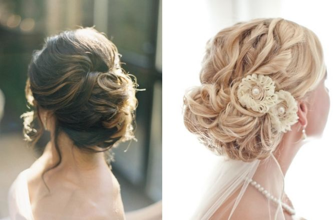 Penteados de Casamento, Festas e Formatura (137 Fotos)