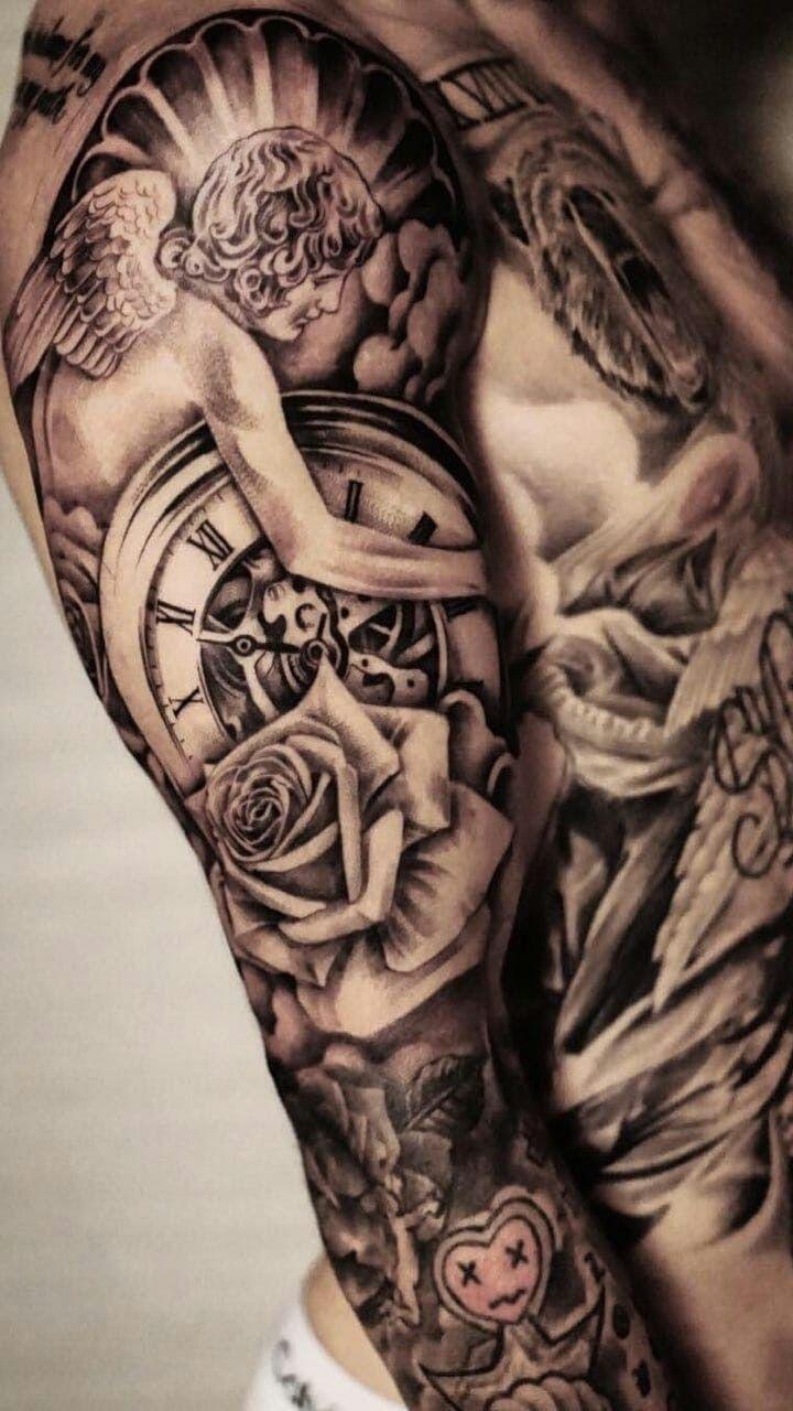 His tattoos ❤️❤️❤️
