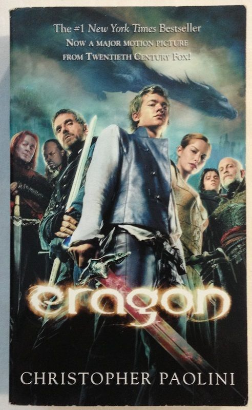 book review eragon by christopher paolini Capping the former inheritance trilogy, this fourth epic-length episode brings teenage dragon rider eragon at last to a decisive faceoff with his greatest enemy.
