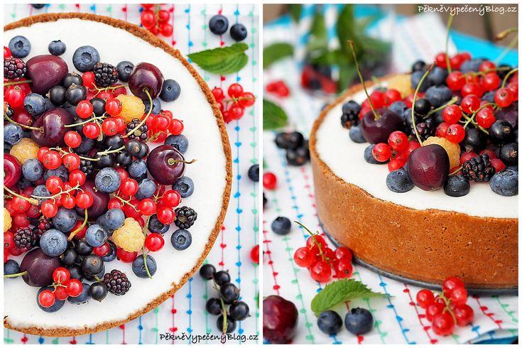 Letní cheesecake