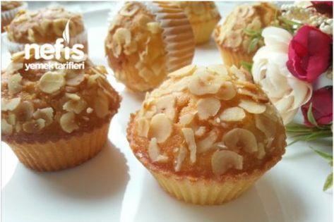 Portakallı Yumuşacık Muffin Tarifi