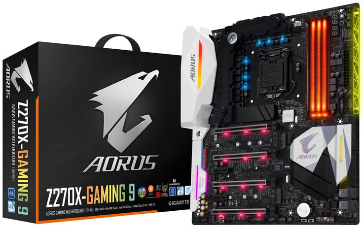 Análise Placa-mãe Gigabyte Z270X-Gaming 9 - Adrenaline