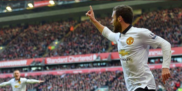 Agent sbobet judi bola - Mata: Skuad MU Tengah Percaya Diri Tantang Chelsea - Juan Mata menyebut jika Manchester United sedang merasa percaya diri